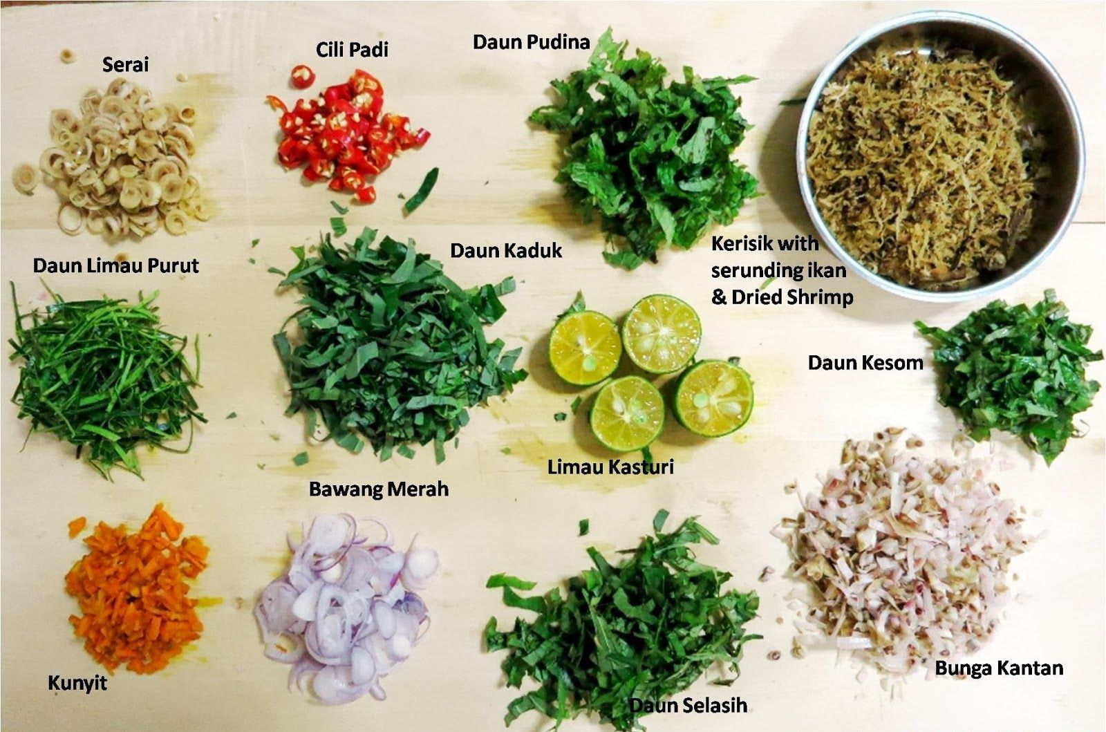 Malay Spices